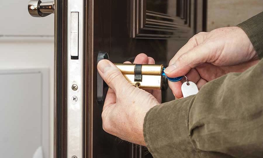 Implementing A Master Key System